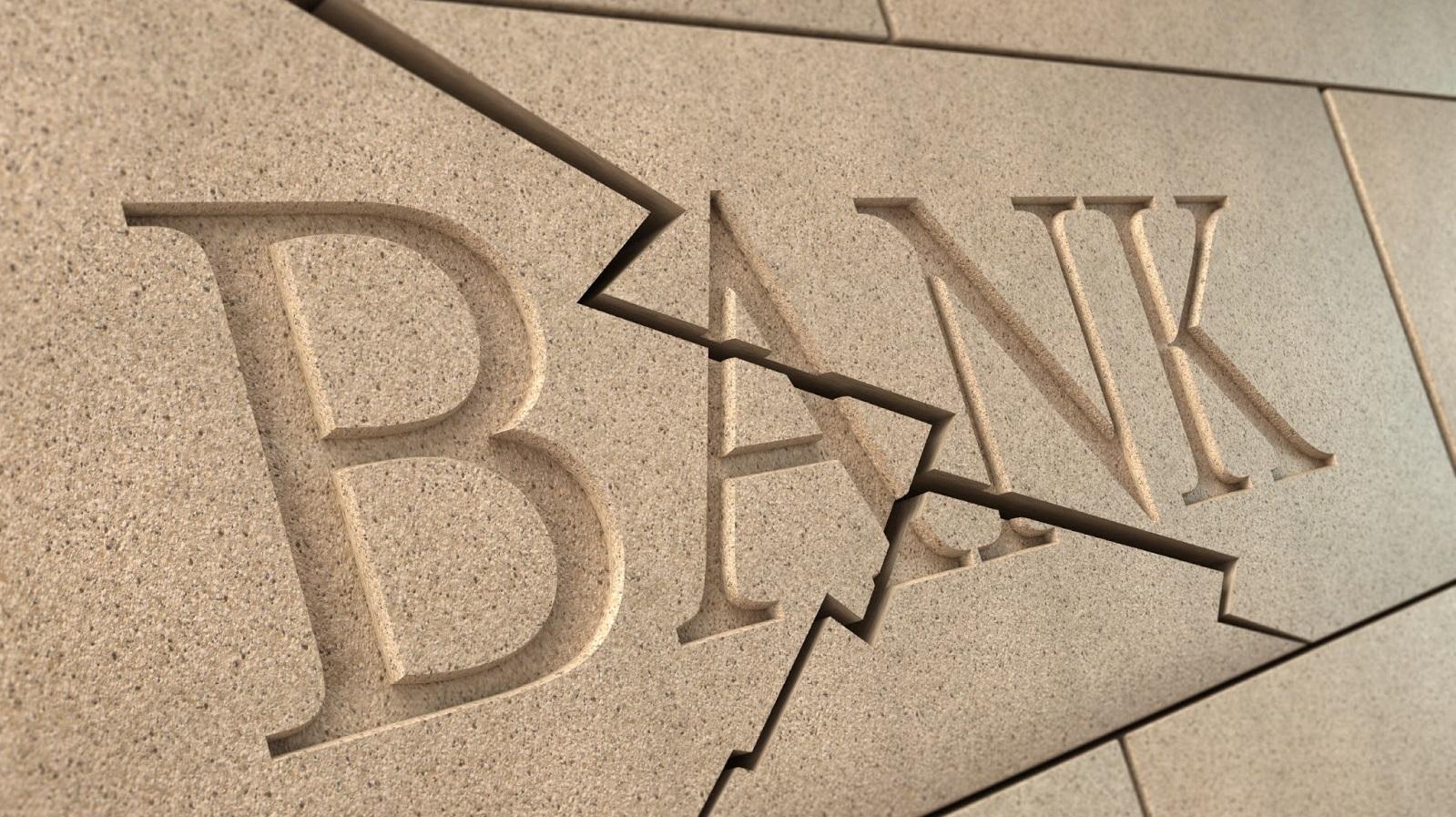 глобальные банки столкнутся с совокупными убытками по кредитам