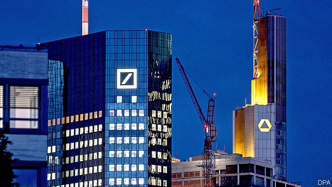 Генеральный директор Deutsche Bank заявил, что слияниям совета директоров сейчас не в центре внимания