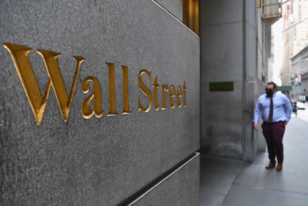 Уолл-стрит поднялась на торгах после разнонаправленных результатов банков